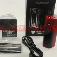 Authentic Wismec Reuleaux RX2/3 RX 2/3 2 / 3 With Scratch Code NEW