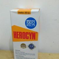 Bedak herocyn herocin 85 gram bedak gatal