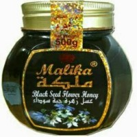 Malika Madu Habbatussauda - Black Seed Flower Honey 500gr