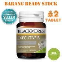 Blackmores Executive B Stress Formula BPOM Kalbe - 62 Tablet