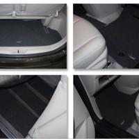 Karpet mobil comfort deluxe Khusus Mazda Biante full bagasi