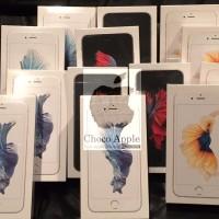 READY STOCK BNIB IPhone 6s + Plus 16gb Silver COD REKBER MURAH