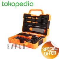 Jual Obeng Set Teknisi Jakemy 45 in 1 Precision Screwdriver Repair Tool Kit Murah