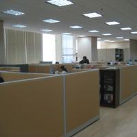 Office Partition Partisi Kantor Meja Kerja Staff Kantor Workstation