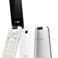 Alcatel OneTouch 2051D Flip - Garansi Resmi