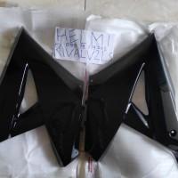 harga Sambungan Fairing Rr New-fairing Bawah Ninja 150 Rr New Hitam Original Tokopedia.com