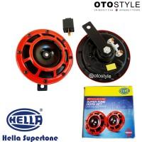 Klakson Hella Supertone (untuk Mobil / Motor)