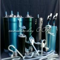 filter canister exsternal diy