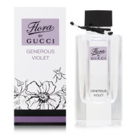 Gucci By Flora Generous Violet For Women EDT 100ml Tester