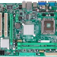 Motherboard G31 Socket 775 DDR2