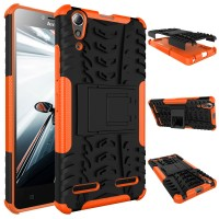 RUGGED ARMOR Lenovo A6000 PLUS A6010 XPHASE Hybrid Soft Hard Case