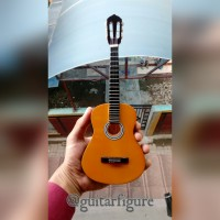 harga Miniatur Gitar Acoustic Fender Classic Custom Tokopedia.com