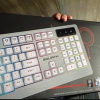 Keyboard Gaming Multimedia Cyborg Ckg-099 Goliath