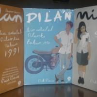 PAKET 3 BUKU PIDI BAIQ(DILAN 1.2 & MILEA)