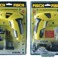Fischer Obeng Elektrik / Cordless Screwdriver 3,6V TS601200