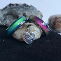 Magnetic Mood Ring Cincin Mood Tahan Karat Best Choice For Gift