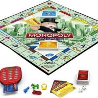Kado Mainan Edukasi MONOPOLY ELECTRONIC BANKING