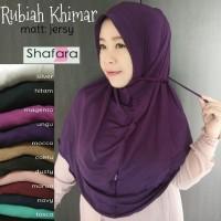 Rubiah Khimar Jilbab Murah Hijab Krudung