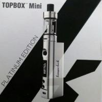 Vapor/Vape/Rokok Electrik TOPBOX KangerTech Mini 75w + Batre + Liquid
