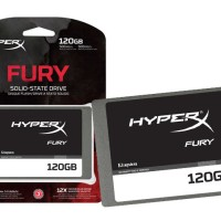 Kingston HyperX Fury SHFS37A / 120G 120GB SATA3 [Garansi Resmi By ME]