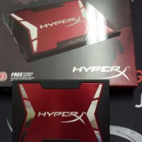 SSD KINGSTON HYPER X SAVAGE 240GB NEW TYPE RESMI