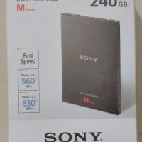 SSD SONY 240GB GARANSI 3 TAHUN / Sony SLW-MG2 240GB