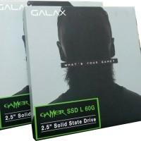 SSD GAMER SERIES GALAX 60GB