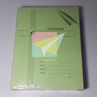 Buku Tulis Kotak Sedang Bintang Obor Isi 38 Mandarin Murah Berkualitas