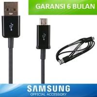 Data Cable Samsung Micro USB 1M Original - Black (note1,s3,dll)