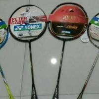 Jual Raket Badminton Yonex Full Carbon Import Grade Ori Baru Dan Murah Murah