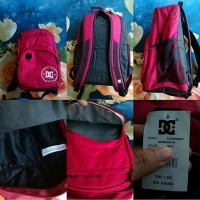 Tas DC Detention UG Red Original