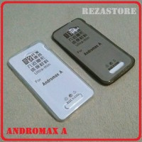 Softcase Ultrathin Hp Smartfren Andromax A Soft Silicon Kondom Case