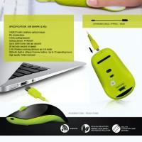 Mouse Wireless AirShark Power Logic