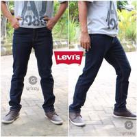 Celana Jeans Skinny / Jeans Skinny Pria