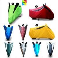 Body Cover | Sarung Motor | Selimut Motor | Warna Bagus | Bebek-Matic