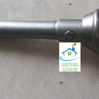 HollowDrill Core Bit / Holesaw Beton / Mata Bor Beton 55mm KOMPLIT + AS