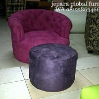 kursi sofa santai ( meja tamu, meja makan, kursi makan )