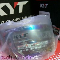 harga Kaca helm pelangi visor rainbow INK Centro jet KYT dj maru Original Tokopedia.com