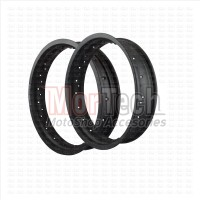 harga Paket Supermoto Velg Rim - Ring Rossi 17-300 & 17-350 36 Hole Hitam Tokopedia.com