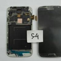 Samsung S4 Lcd + Touchsreen Layar Lcd I9500 Fullset Plus Frame