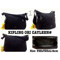 Tas Selempang Kipling NEW OriGINAL Cayleen