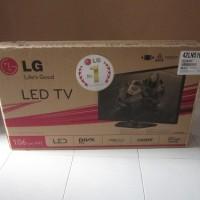 LG 42 inch Full HD LED TV Silver 42LF550A