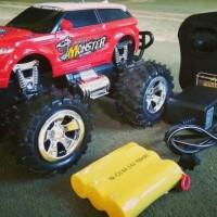 Mainan Anak - Rc Jeep Range Rover Remote Control Skala 1:24