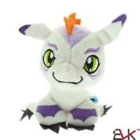 Boneka Digimon Gomamon Joe Plush Toy Keychain Gantungan