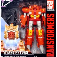 harga Hasbro Transformers Titans Return Autobot Infinitus & Sentinel Prime Tokopedia.com