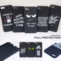 Fashionable Iphone 5/5s Case Anti Social Social Club Modern Kekinian