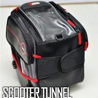 scooter tunnel bag 7gear untuk nmax dan segala jenis matic
