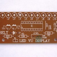 PCB Led VU Display B-3915 BELT