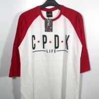 tshirt / t shirt / t-shirt / Kaos Reglan CPDK A.8635