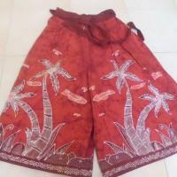 Celana Kulot Batik tulis